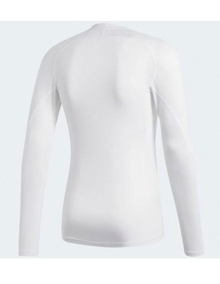 new style fa169 6adef ADIDAS MEN WHITE HARDEN T-SHIRT